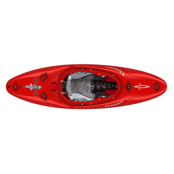 Mamba 7.6 Creeker - Red