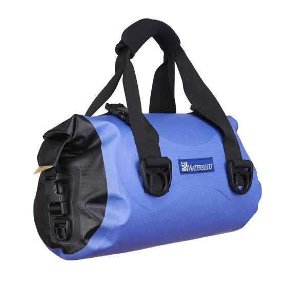 Watershed Ocoee Duffel 15L Blue