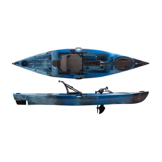LiquidLogic Manta Ray Propel - Blue Lagoon