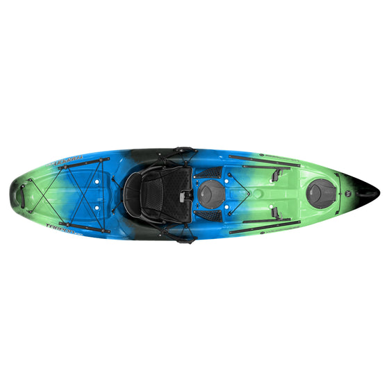 Wilderness Systems Tarpon 100 Galaxy top view