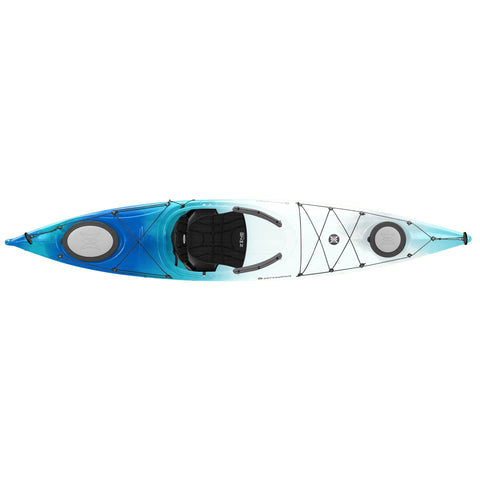 Perception Carolina 12.0 - Sea Spray top view