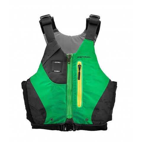Astral Abba Womens PFD - Green (Front)