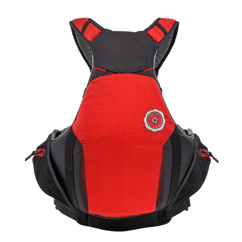 Astral Designs BlueJacket - Red back