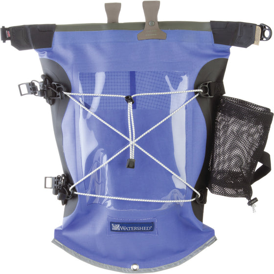 Watershed Aleutian Deck Bag Blue