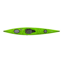 Dagger Stratos 14.5L Kayak Lime Top View