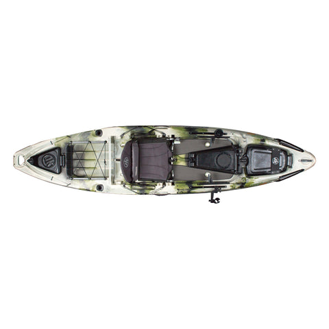 Jackson Kayak Coosa HD Forest top view