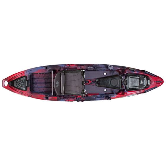 Jackson Kayak Coosa HD rockfish top view