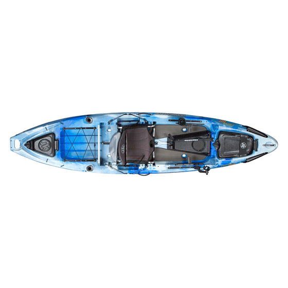 Jackson Kayak Coosa HD thunderstruck top view