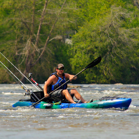 Jackson Coosa On The Water