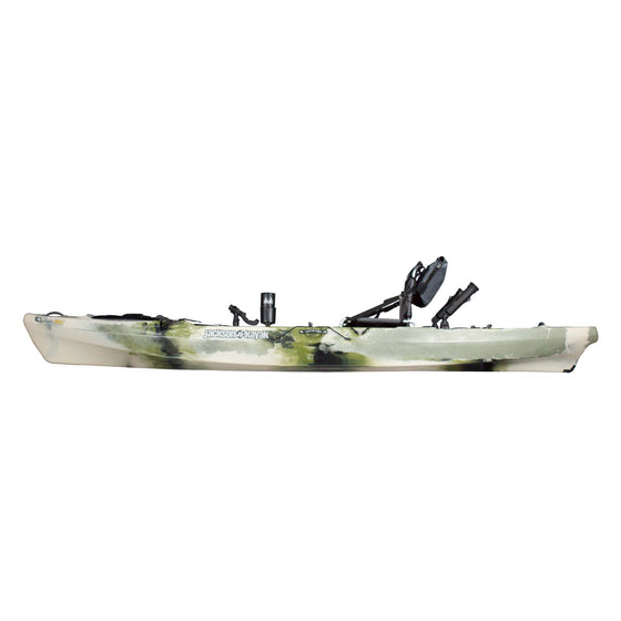 Jackson Kayak Cuda HD Forest side view