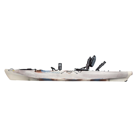 Jackson Kayak Cuda HD Mangrove side view