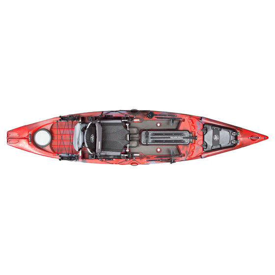 Jackson Kayak Cuda HD Rockfish top view