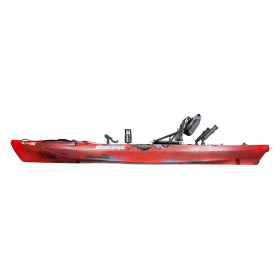 Jackson Kayak Cuda HD Rockfish side view