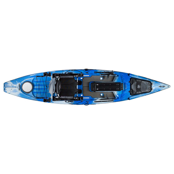 Jackson Kayak Cuda HD Thunderstruck top view