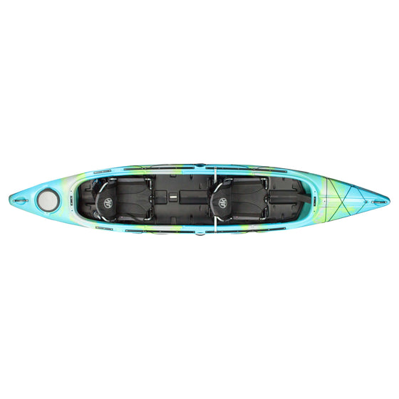 Jackson Kayak Tripper Tandem Bermuda top view