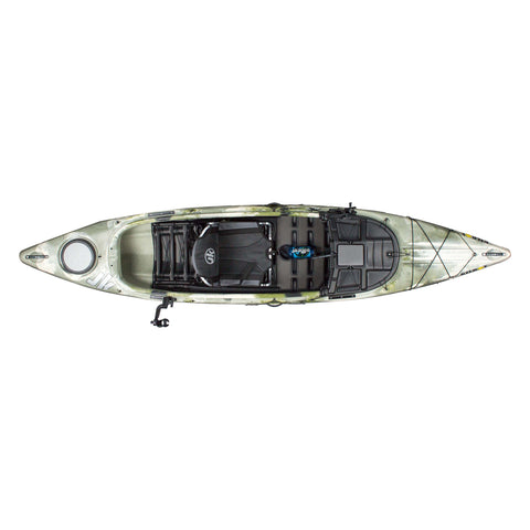 Jackson Kayak Kilroy forest top view