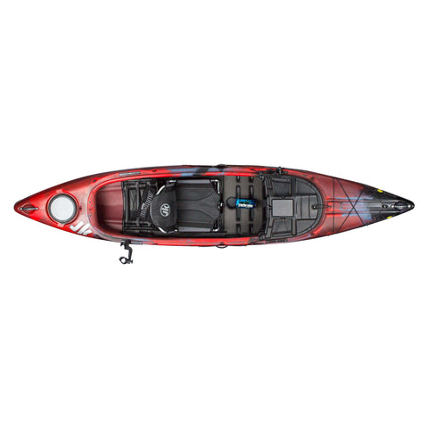 Jackson Kayak Kilroy rockfish top view