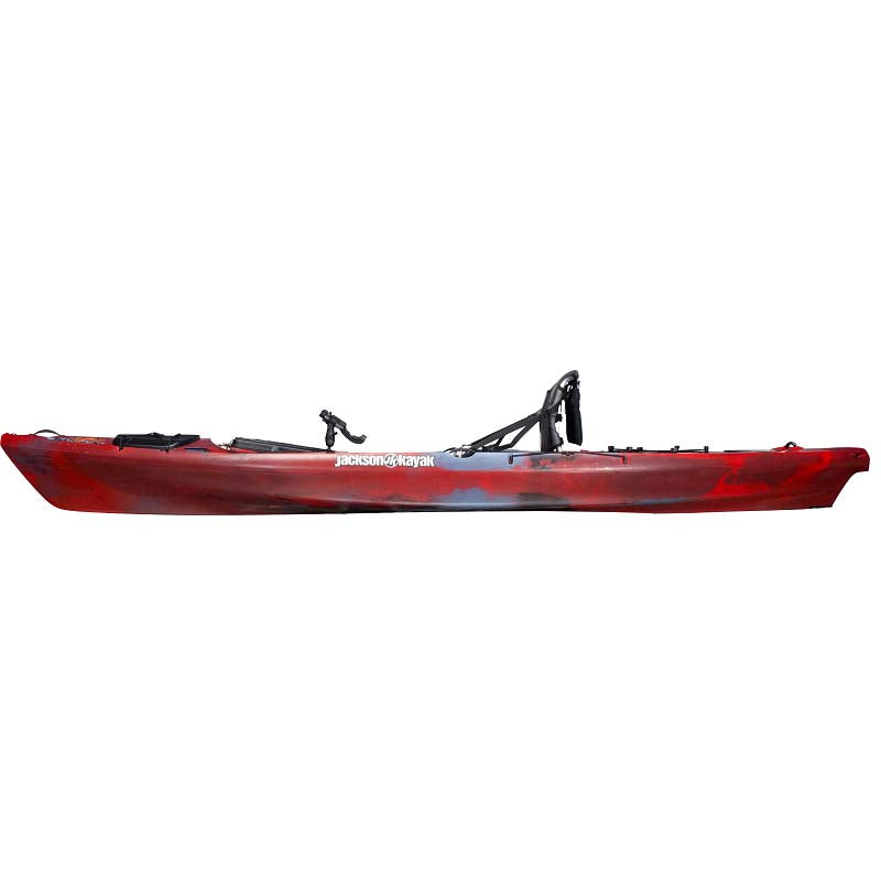 Jackson Kayak Kraken 135 Rockfish Side View