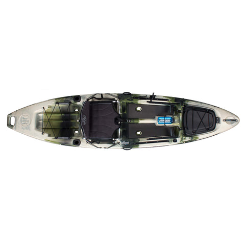 Jackson Kayak Skipper forest top view