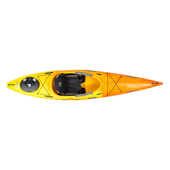 Jackson Kayak Tupelo 12.5 amber top view