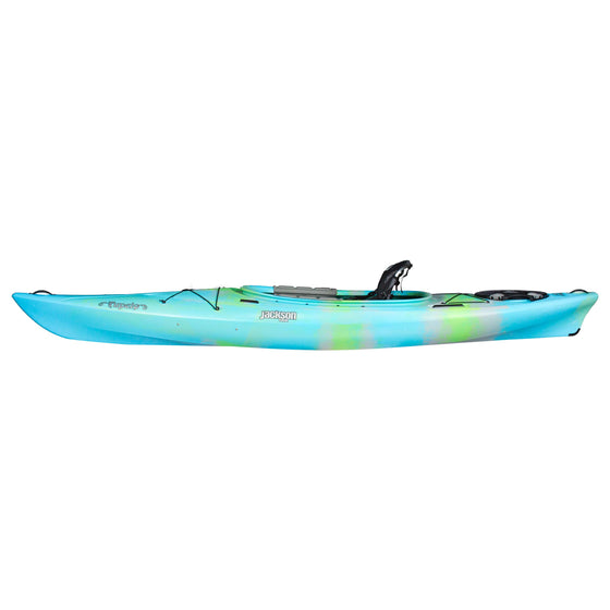 Jackson Kayak Tupelo 12.5 bermuda side view