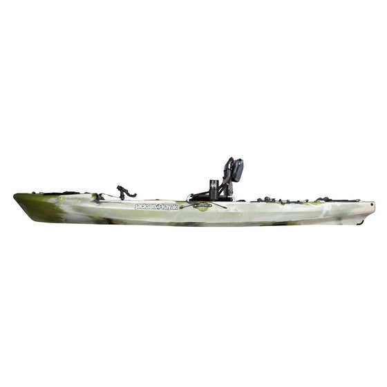 Jackson kayak mayfly forest side view