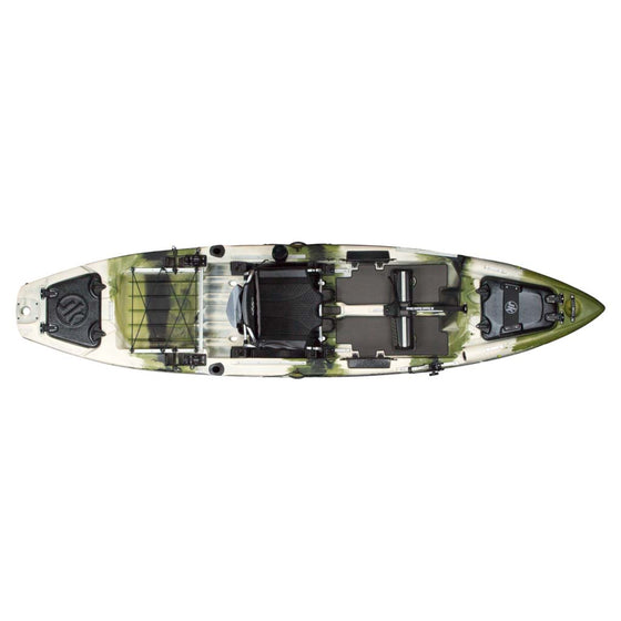 Jackson kayak mayfly forest top view