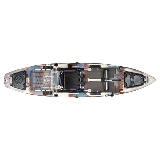 Jackson kayak mayfly mangrove top view