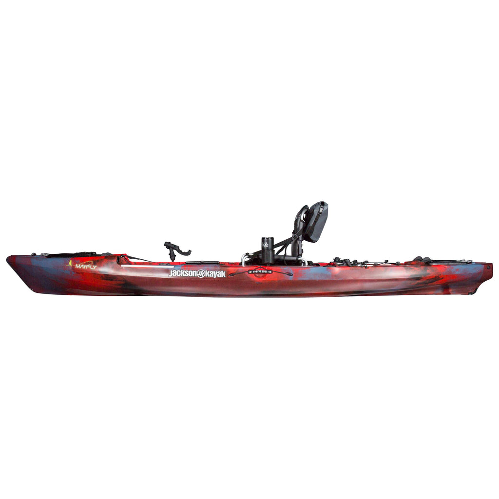 Jackson Kayak Mayfly Rockfish Side View