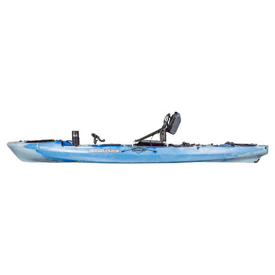 Jackson kayak mayfly thunderstruck side view