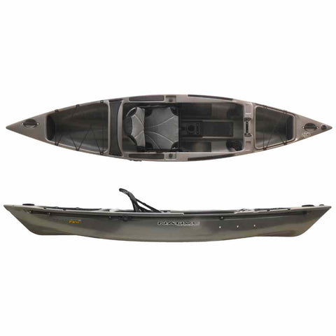 Native Watercraft Ultimate FX 12 Kayak Grey Storm