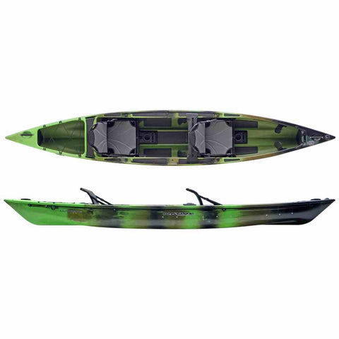 Native Watercraft Ultimate FX 15 Tandem Lizard Lick color