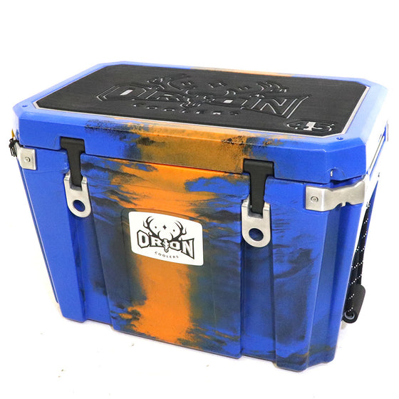 Orion 45 Cooler Blue Orange - Blemish Model