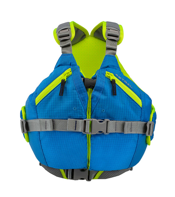 Astral Otter 2.0 Kids Lifejacket blue front