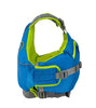 Image of Astral Otter 2.0 Kids Lifejacket blue side