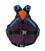 Image of Astral Otter 2.0 Kids Lifejacket eggplant front