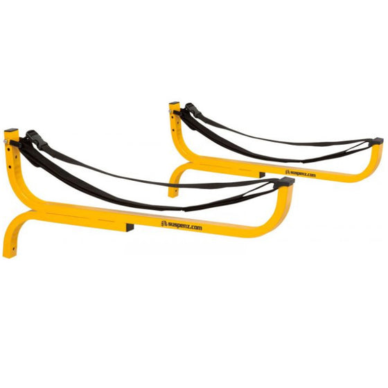 Suspenz Flat Kayak and SUP Rack