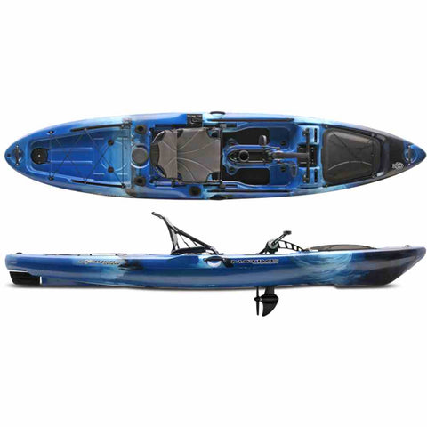 Native Watercraft Slayer 13 Propel Blue Lagoon