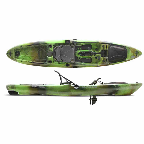 Native Watercraft Slayer 13 Propel Lizard Lick
