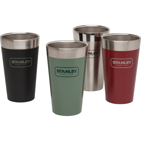 Stanley Adventure Pint Glass 4 Pack