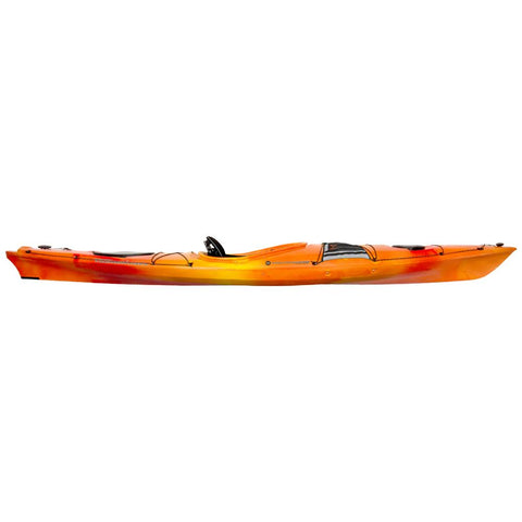 Wilderness Systems-Tsunami 140-Kayak-Mango-Side View