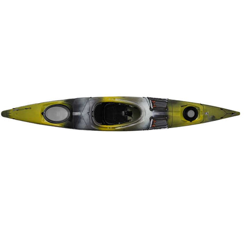 Wilderness Systems-Tsunami 140-Kayak-Solar-Top View