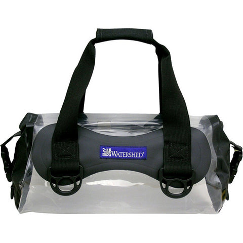 Watershed Ocoee Duffel 15L Clear