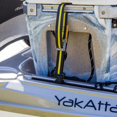 YakAttack Vertical Tie Downs Track Mount 2 pack