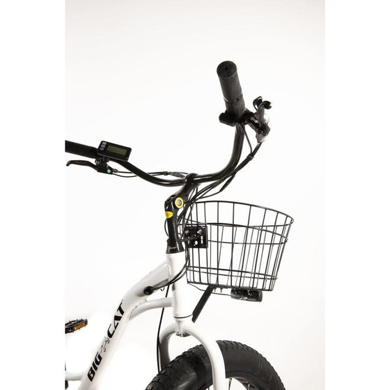 BIG CAT Long Beach Cruiser XL 500W Electric Bike
