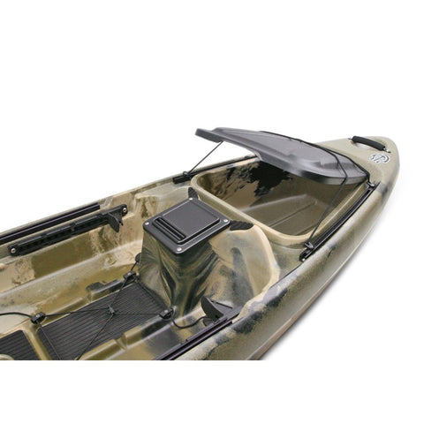Native Watercraft Slayer 12 Bow Hatch Cover - Open