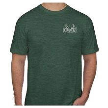 Orion Coolers SS T-Shirt - Forest