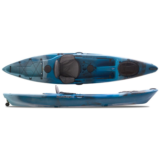 LiquidLogic Manta Ray 12 - Blue Lagoon