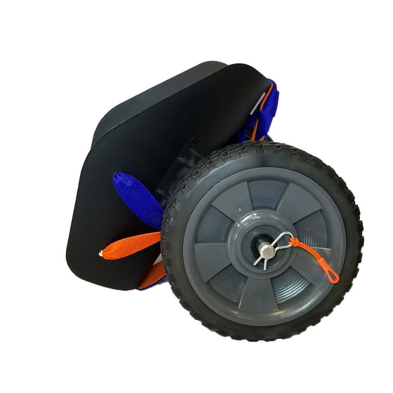 "Small Kayak Cart 7"" Terrain Wheels"