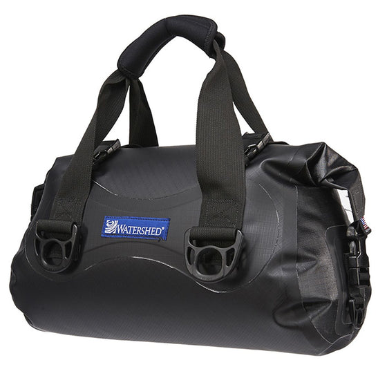 Watershed Ocoee Duffel 15L Black